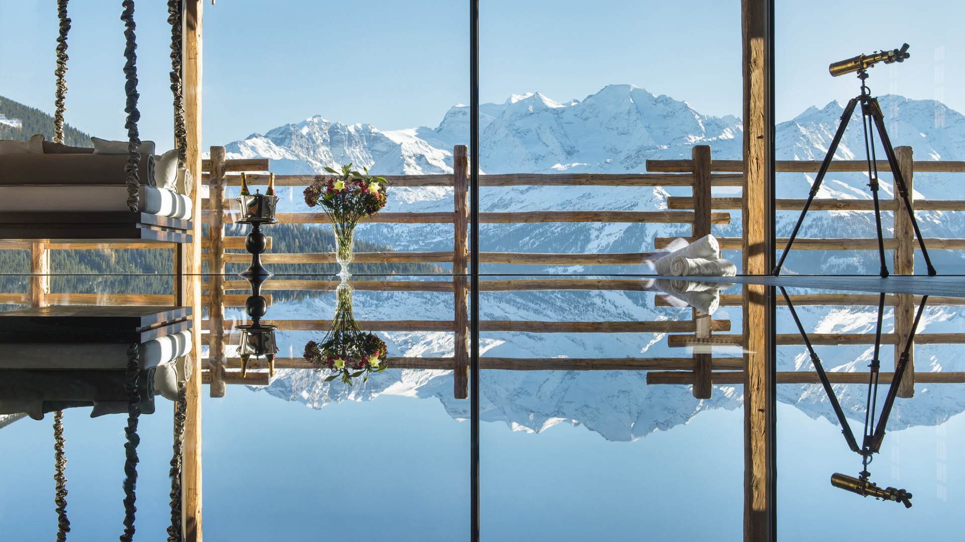 Private residence, Verbier, Switzerland