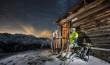 Bramble Ski for Verbier Life Magazine