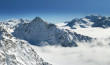 Cloud inversion over Bagnes