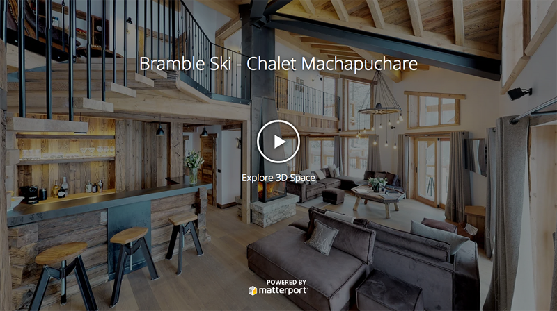 Chalet Machapuchare, Val d'Isère, France