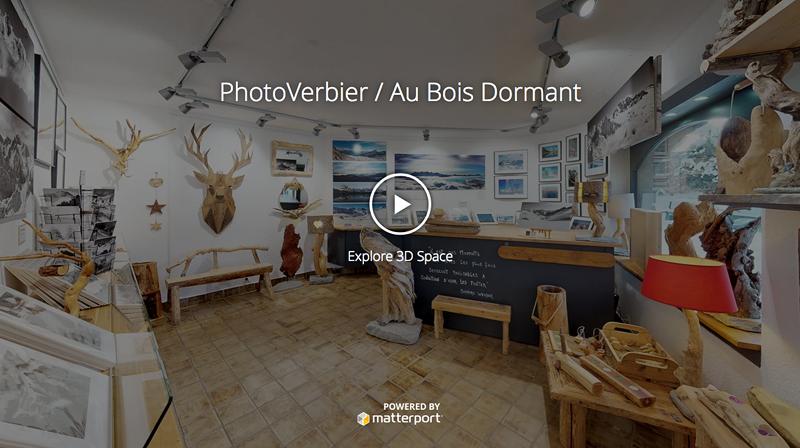 Photo Verbier / Au Bois Dormant